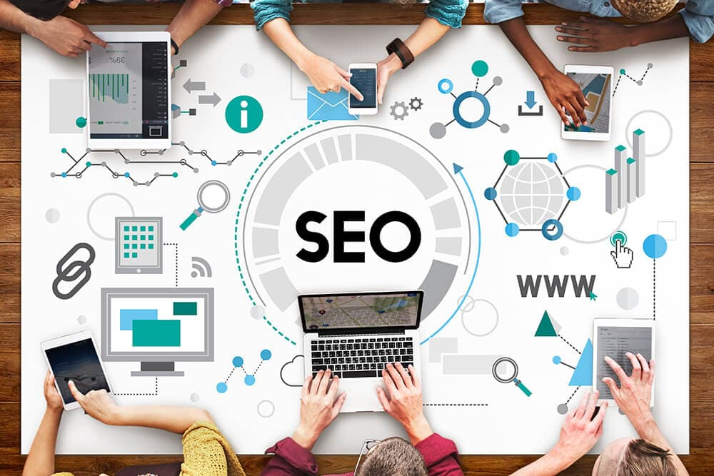 Penjelasan Singkat Search Engine Optimization (SEO) Jasa Pembuatan Company Profile Image