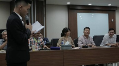 Commercial Video Production Service Jakarta Photography Seminar at PT WIKA