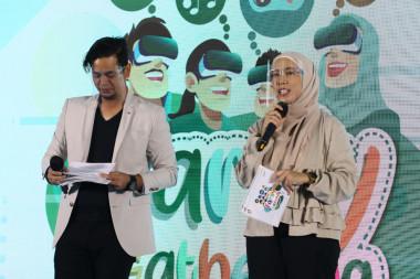Commercial Video Production Service Jakarta Foto Virtual Event Family Gathering Bank Syariah Mandiri 2020 - 13