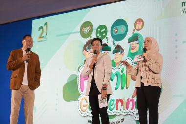 Commercial Video Production Service Jakarta Foto Virtual Event Family Gathering Bank Syariah Mandiri 2020 - 1