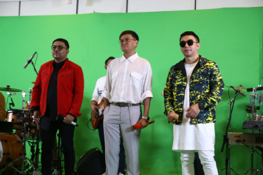Jasa pembuatan video company profile jakarta Foto Virtual Event Family Gathering Bank Syariah Mandiri 2020 - 6