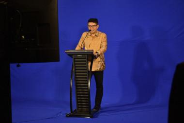 Jasa pembuatan video company profile jakarta Foto Virtual Event Purnabakti Bank Syariah Mandiri 2020 - 3