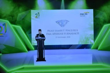 Jasa pembuatan video company profile jakarta Foto Virtual Event Purnabakti Bank Syariah Mandiri 2020 - 7