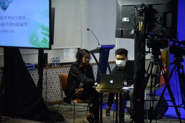 Commercial Video Production Service Jakarta Foto Virtual Event Purnabakti Bank Syariah Mandiri 2020 - 8
