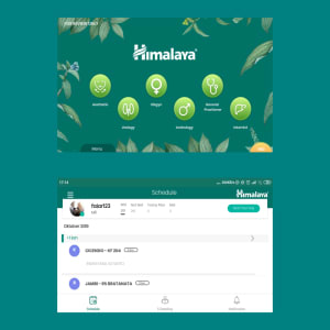 Himalaya CRM Dashboard & Mobile App