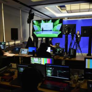 Virtual Event Purnabakti Bank Syariah Mandiri 2020 portfolio image