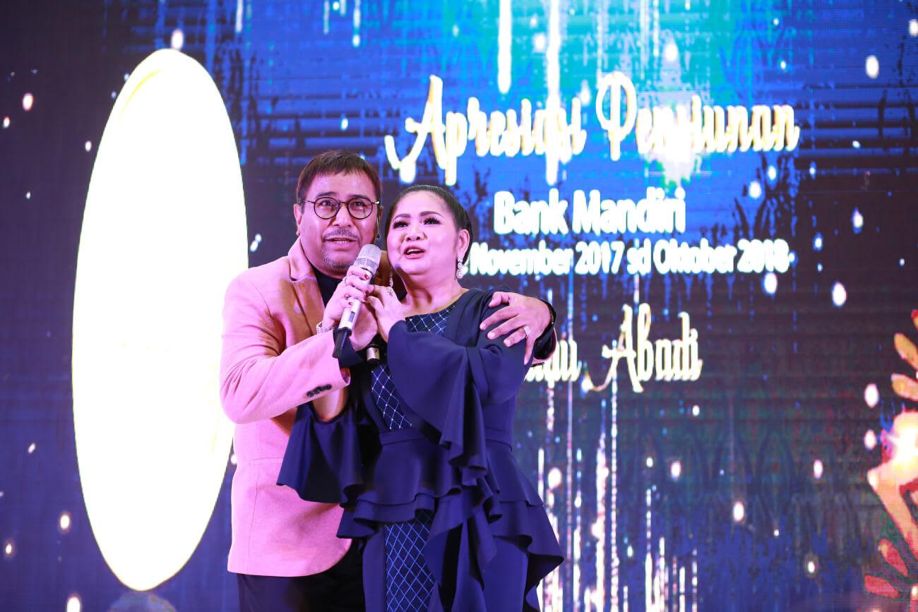 portfolio popout.id web development agency jakarta client Event Apresiasi Pensiunan Bank Mandiri 2018