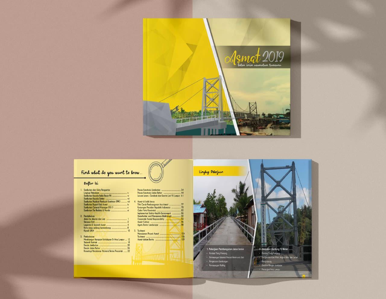 portfolio popout.id web development agency jakarta client Profil Proyek Asmat WIKA
